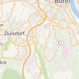 Bonn Karte.Bonner Karte Der Nachhaltigkeit Bonn Sustainability Portal